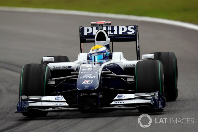 Nico Rosberg, Williams FW31 Toyota