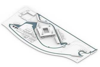 Miami track rendering