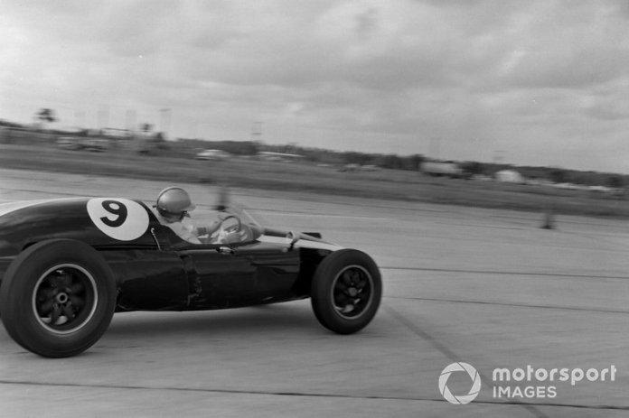 Bruce McLaren, Cooper T51 Climax