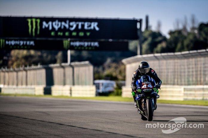 Lewis Hamilton, Yamaha MotoGP YZR-M1
