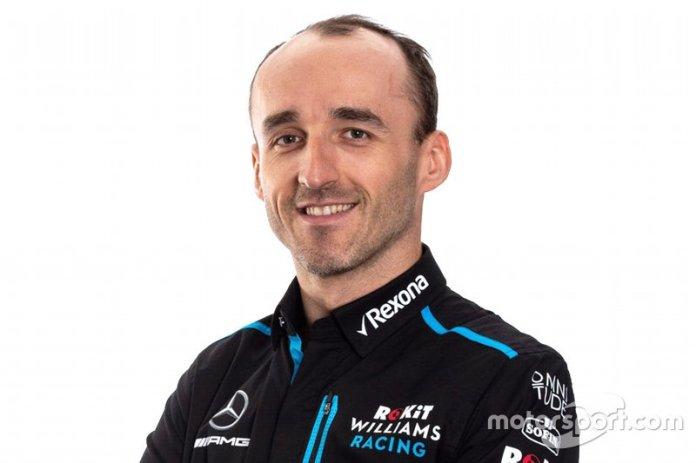 Robert Kubica confirmó que dejará Williams a finales de 2019; otra opción para Hulkenberg o Latifi