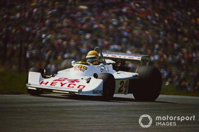 Harald Ertl - 19 grandes premios