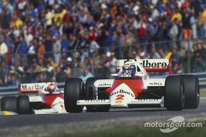 McLaren MP4/2B (1985)
