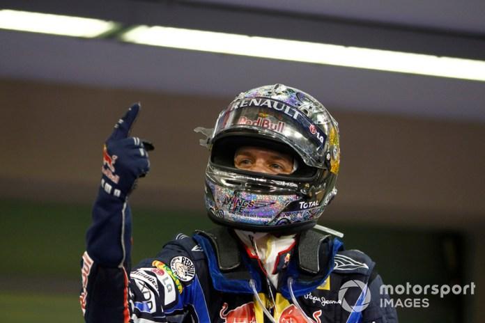 Sebastian Vettel se convirtió, sorpresivamente, en el campeón más joven en la historia de la Fórmula 1 durante el Gran Premio de Abu Dabi de 2010, con 23 años y 134 días. Max Verstappen y Charles Leclerc podrían batir su marca pero solo si lo consiguen en 2020.
