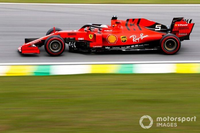 Sebastian Vettel - 96 GP liderados