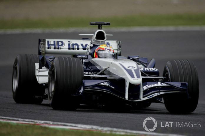 Mark Webber, Williams-BMW FW27, 2005