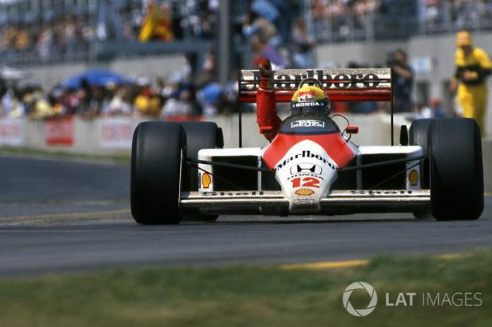 1988 GP de Canadá