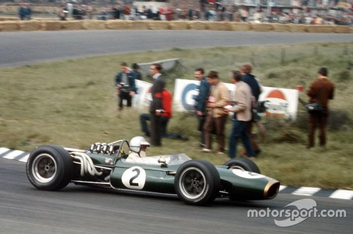 Denny Hulme (1967)
