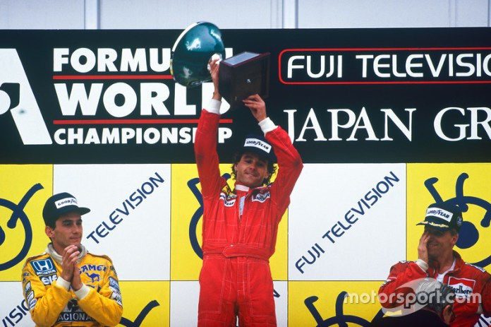 Gerhard Berger (5 victorias)