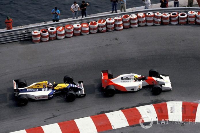 1992: Monte Carlo de infarto con Ayrton Senna