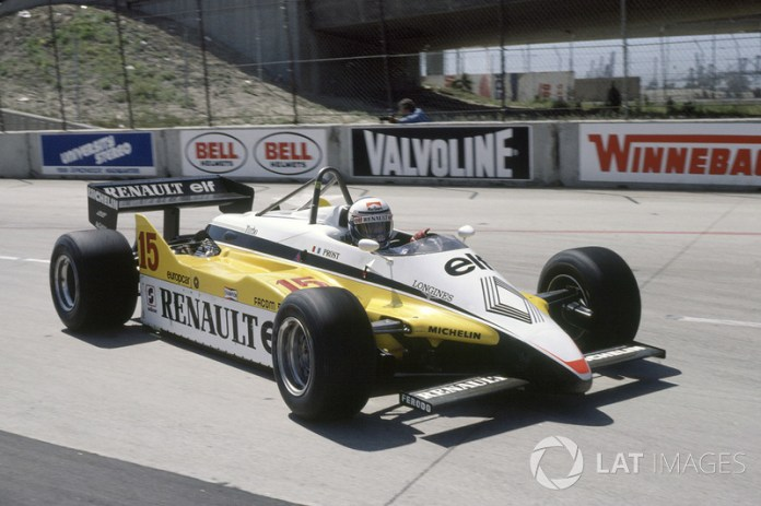 1982: Renault RE30