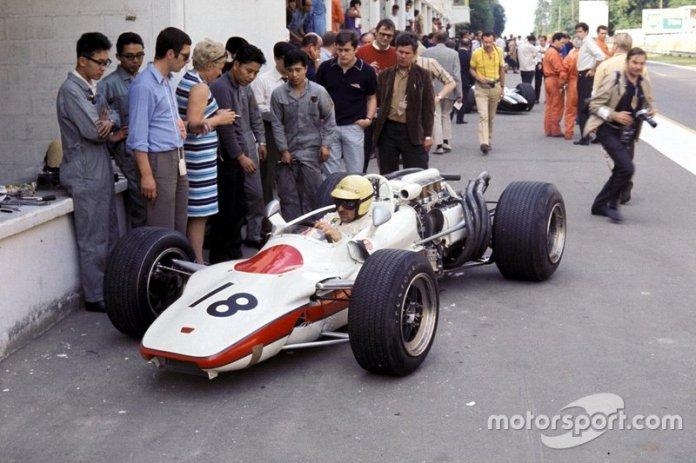 Honda RA302 (1968)