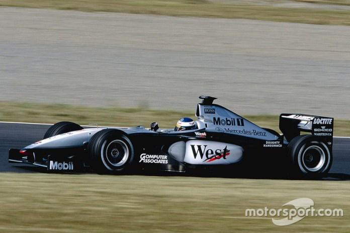 Mika Hakkinen, McLaren Mercedes MP4/14 (1999)