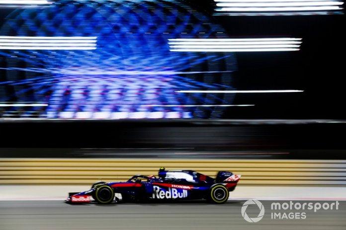 Los primeros puntos en el GP de Bahréin