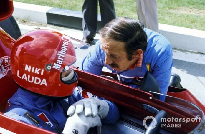 43: Niki Lauda, Ferrari 312B3