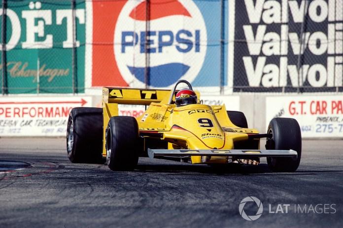 Jan Lammers -23 grandes premios