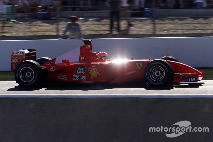 2001 Gran Premio de Francia