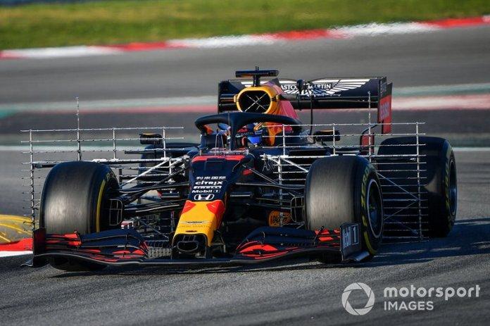 9º Max Verstappen, Red Bull Racing: 1:17.516 (con neumáticos C3)