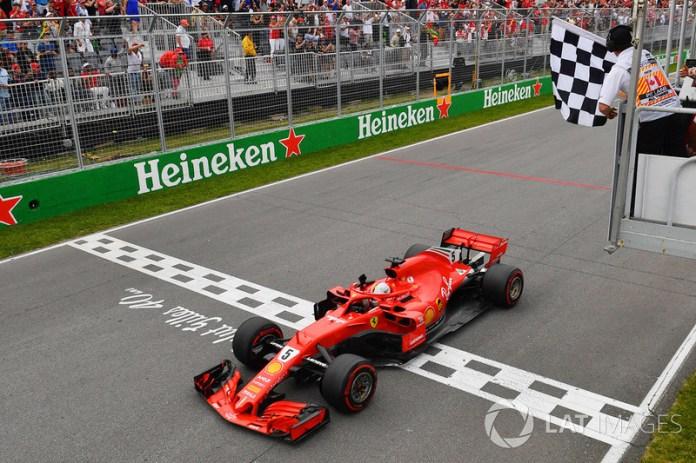 GP de Canadá 2018