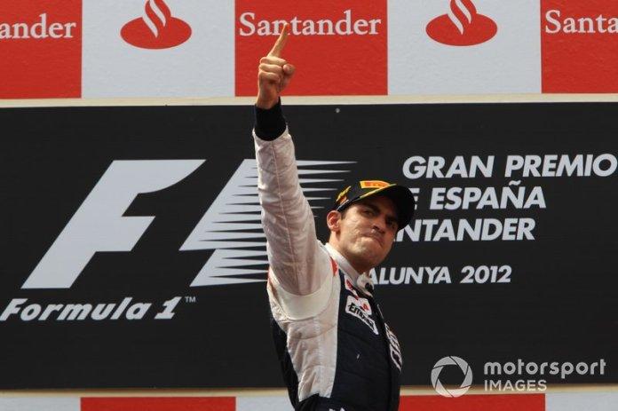 Pastor Maldonado logró la única victoria de Williams en esta década, también la única de su palmarés deportivo. Los siete ganadores diferentes en las siete primeras carreras fueron algo único en la historia de la Fórmula 1.