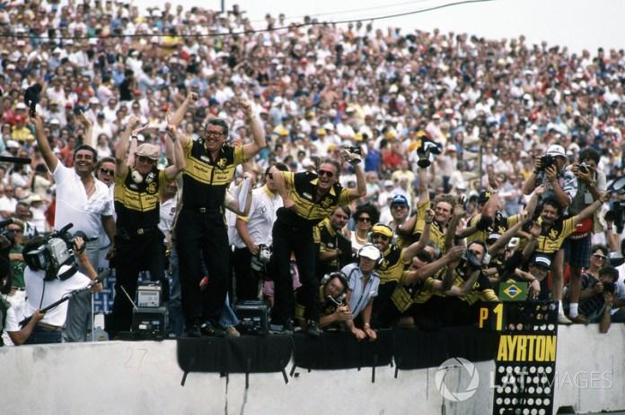1986 GP de Detroit