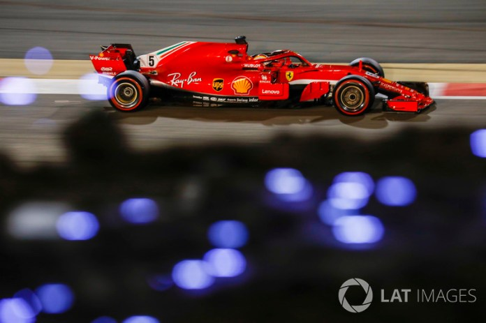 GP de Bahréin 2018