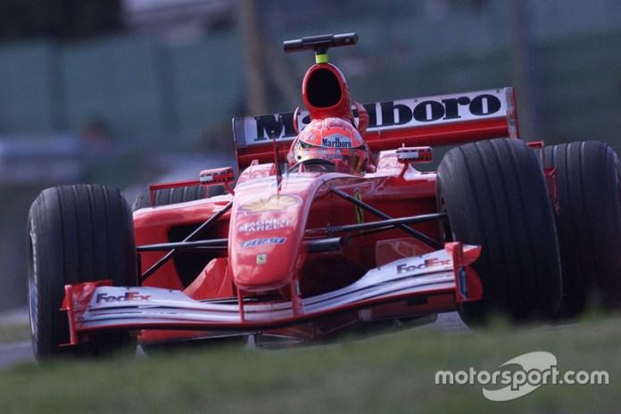 2001 Gran Premio de Japón