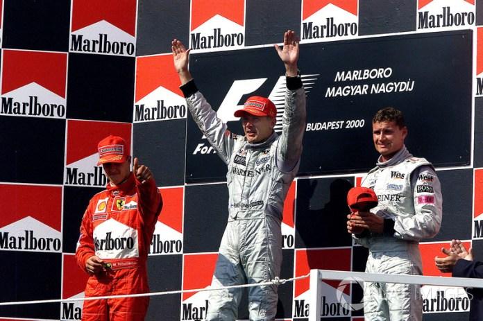2000 GP de Hungría