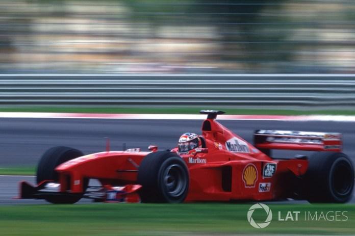 Ferrari F399 (1999)