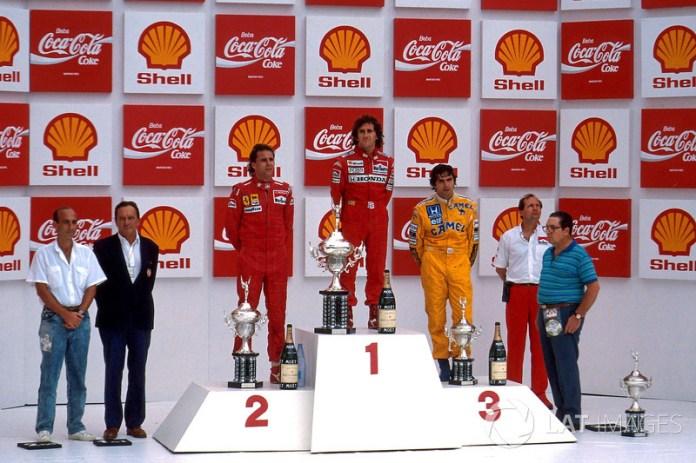 Alain Prost es el mayor vencedor de la carrera, con seis triunfos (1982, 1984, 1985, 1987, 1988 y 1990). Carlos Reutemann es el segundo, si contamos también la de 1972, con cuatro, junto con Michael Schumacher.