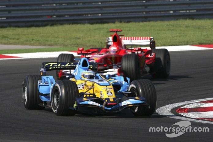 =5: Fernando Alonso, 84