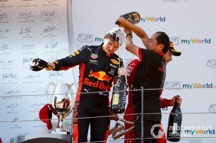 GP de Austria, Max Verstappen, Red Bull