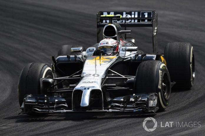 2014: McLaren-Mercedes MP4-29