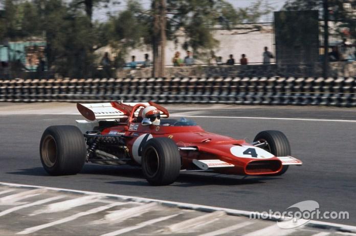 1970: Ferrari 312B