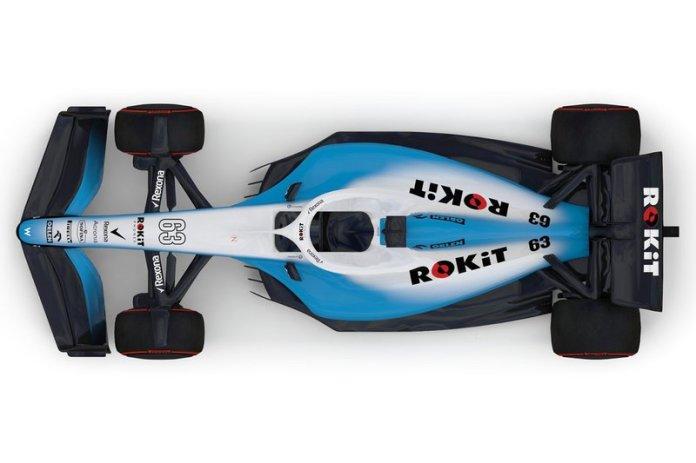 Coche de Williams F1 20021