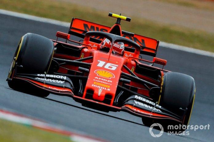 4º Charles Leclerc, Ferrari SF90 (1:28.141)
