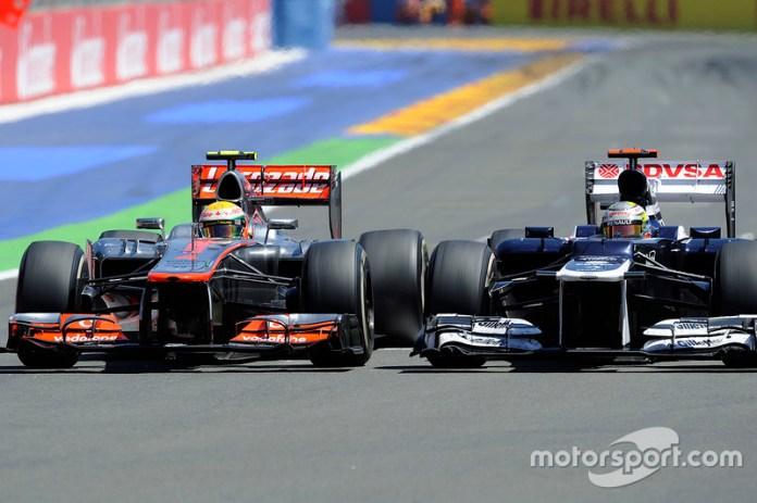 5.- Gran Premio de Europa 2012