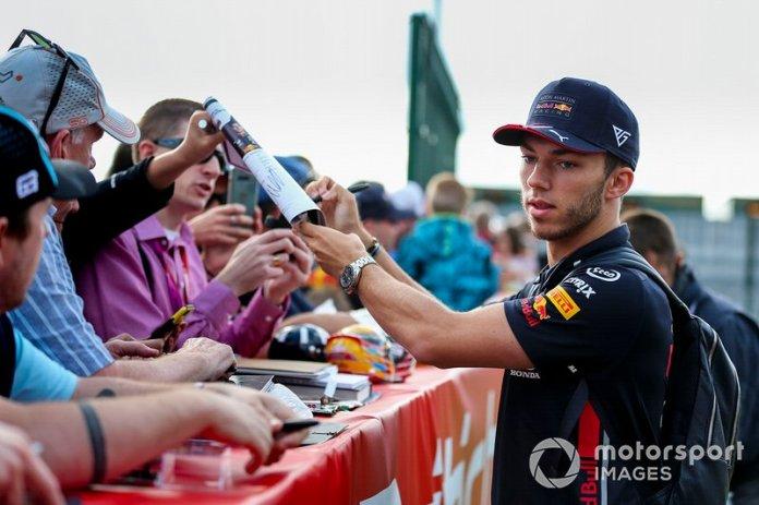El último giro de tuerca en Red Bull fue el ascenso de Alexander Albon para el GP de Bélgica de F1 2019 en lugar de Pierre Gasly, que fue relegado de vuelta a Toro Rosso tras su pobre rendimiento en las primeras 12 carreras