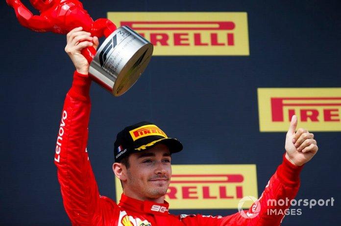 Tercero en el GP de Francia