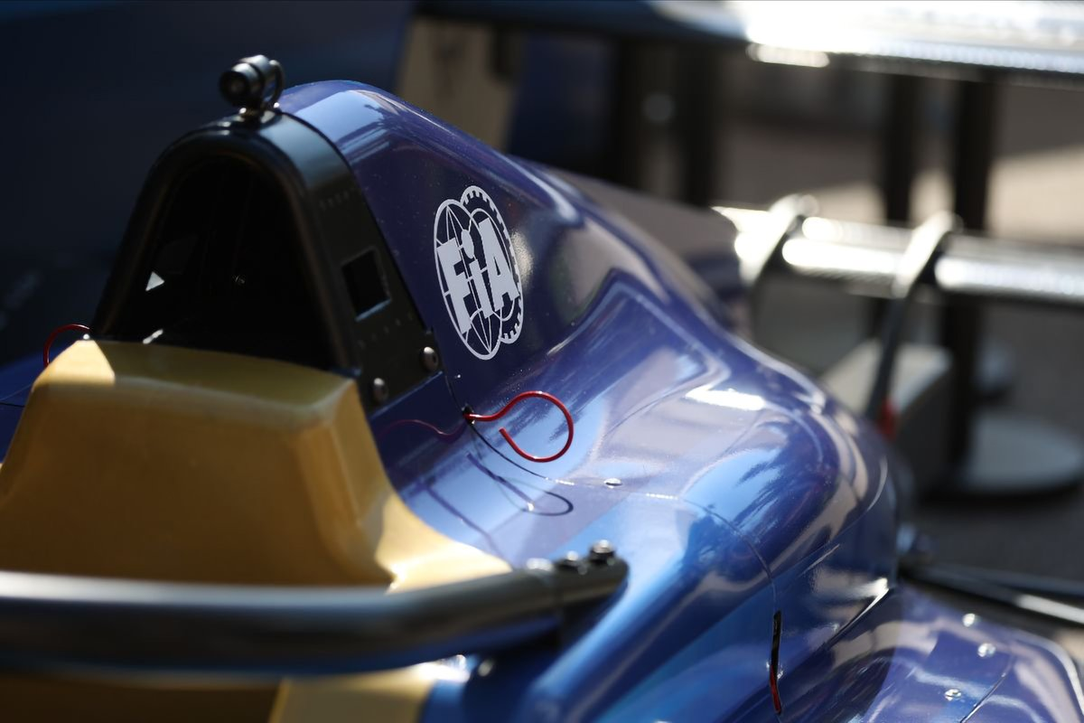 New second-generation Formula 4 single-seater