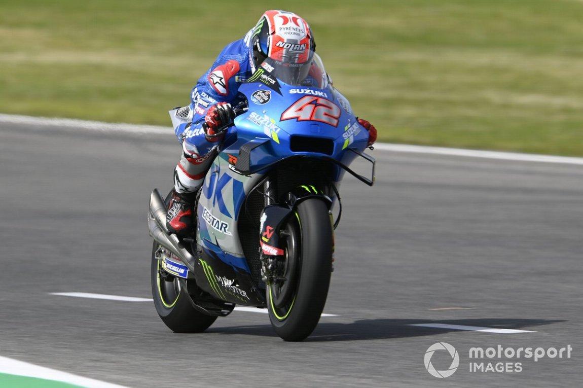 Alex Rins, Suzuki MotoGP Team