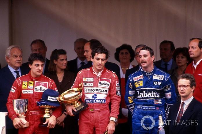1991: regreso a Williams