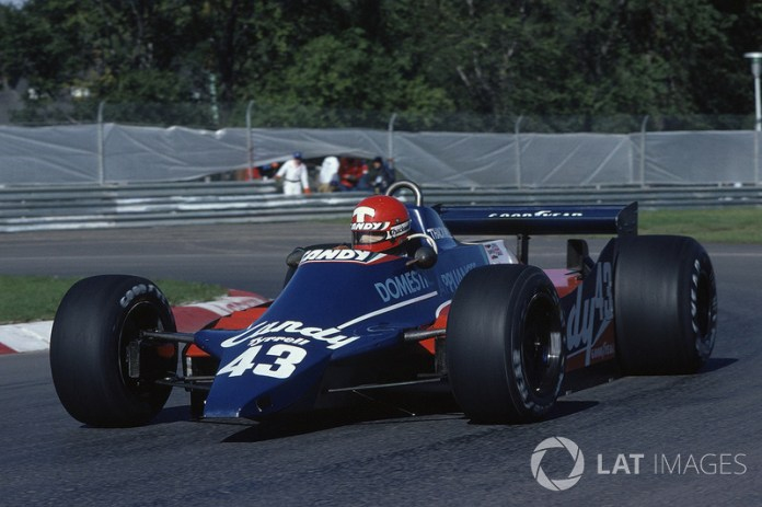 Tyrrell 010 (1980-81)