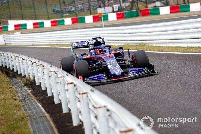 12º Daniil Kvyat, Toro Rosso STR14 (1:29.512)