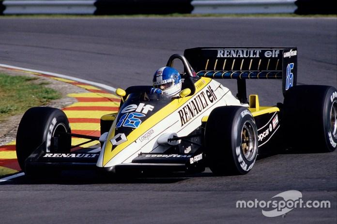1985: Renault RE60B