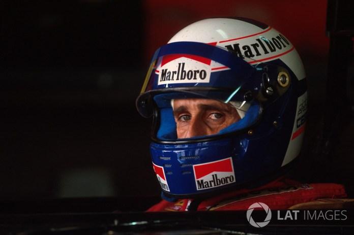 """""""No he tenido relax en todos mis años de F1"""". Alain Prost"""
