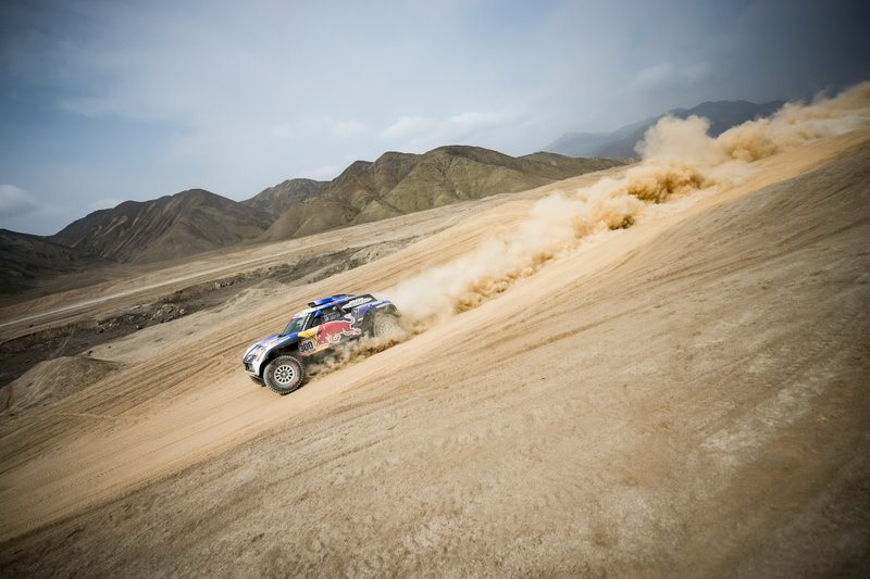 #300 X-Raid Mini JCW Team: Carlos Sainz, Lucas Cruz  Ten things to watch for in the 2019 Dakar Rally 300 x raid mini jcw team carlo 1