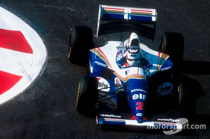 1994: regreso a la Fórmula 1