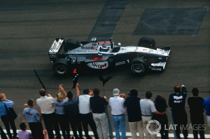 1999 GP de Hungría