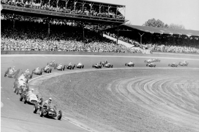 1953-1954. Solo Indy 500